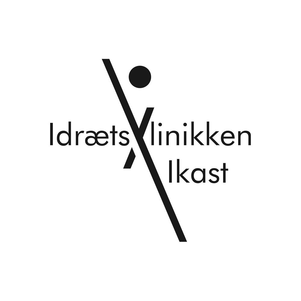 Design af logo til Idrætsklinikken Ikast