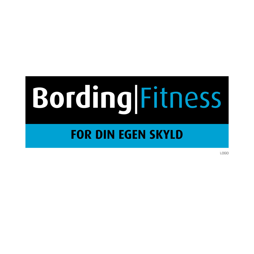 Logo design – Bording Fitness